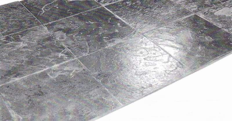 Cultured marble molds for textured finished flooring for Cultured marble floor tiles